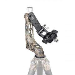 Leofoto PG-1 Gimbal Head schommelkop in camouflage
