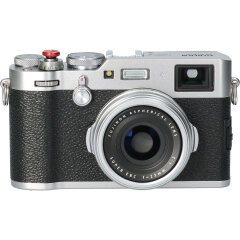 Tweedehands Fujifilm FinePix X100F Zilver CM1496