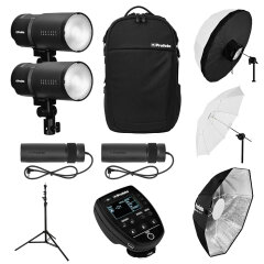Profoto B10 Duo Kit Brendan de Clercq - Sony Pro set