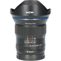 Tweedehands Laowa 15mm f/2.0 Zero-D Sony FE CM3670