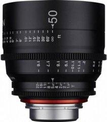 XEEN 50mm T1.5 FF Cine Nikon