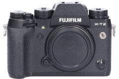 Tweedehands Fujifilm X-T2 Body Zwart Sn.:CM6069