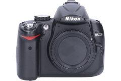 Tweedehands Nikon D5000 Body Sn.:CM6969