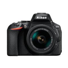 Nikon D5600 Zwart + AF-P 18-55mm VR