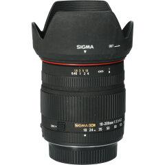 Tweedehands Sigma 18-200mm f/3.5-6.3 DC - Nikon CM9233