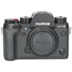 Tweedehands Fujifilm X-T2 Body Zwart CM1576
