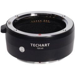 Techart TZC-01 AF Adapter Canon EF to Nikon Z