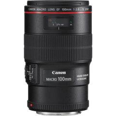 Canon EF 100mm f/2.8L IS Macro USM