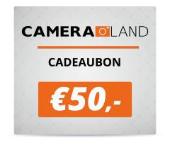 Cadeaubon t.w.v. €50,-