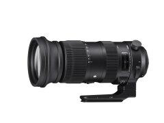 Sigma 60-600mm f/4.5-6.3 DG OS HSM Sports - Canon