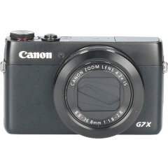 Tweedehands Canon Powershot G7 X CM2391