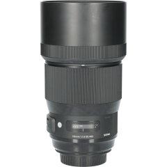 Tweedehands Sigma 135mm f/1.8 DG HSM Art Canon CM1468