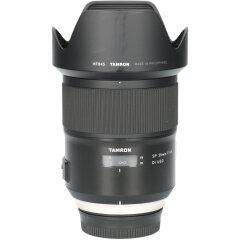 Tweedehands Tamron SP 35mm f/1.4 Di SD Nikon F CM4548