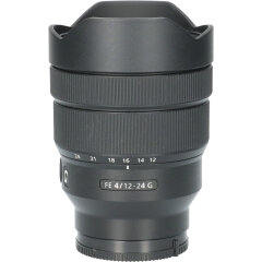 Tweedehands Sony FE 12-24mm f/4.0 G CM4055