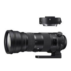 Sigma 150-600mm f/5.0-6.3 DG OS HSM Sports Nikon + TC-1401