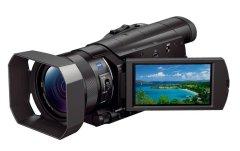 Sony FDR-AX100EB 4K camcorder