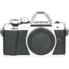 Tweedehands Olympus OM-D E-M10 Mark II Body Zilver CM1851