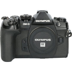 Tweedehands Olympus E-M1 Mark II Body Zwart CM4302