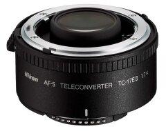 Nikon TC-17E II alleen voor AF-S objectieven