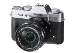 Fujifilm FinePix X-T20 Zilver + XF 18-55mm