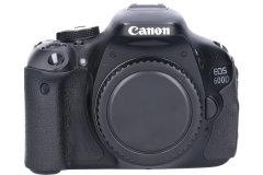 Tweedehands Canon Eos 600D Body Sn.:CM3364
