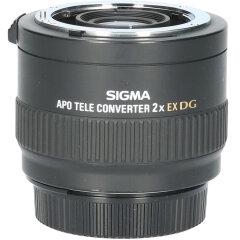 Tweedehands Sigma Converter 2.0x EX DG HSM APO Nikon-AFD CM2555