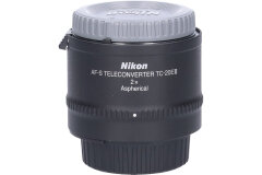 Tweedehands Nikon TC-20E III alleen voor AF-S objectieven Sn.:CM4703