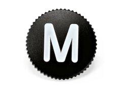 Leica Soft Release Button 12mm - M Zwart