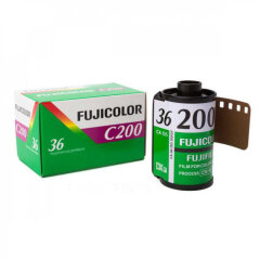 Fujicolor C 200 135-36