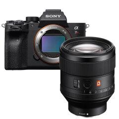Sony A7R IV + Sony FE 85mm f/1.4 GM