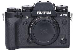 Tweedehands Fujifilm X-T3 Body Zwart  Sn.:CM4197