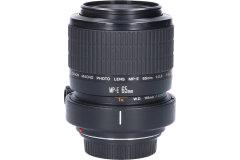 Tweedehands Canon MP-E 65mm f/2.8 1-5x Macro Sn.:CM6331