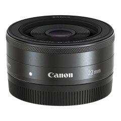 Canon EF-M 22mm f/2.0 STM