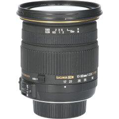 Tweedehands Sigma 17-50mm f/2.8 EX DC OS HSM Nikon CM1202