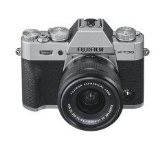 Fujifilm X-T30 Silver + XC15-45mm /f3.5-5.6 OIS PZ