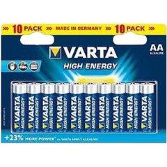 Varta AAA Batterijen 10 Pak LR6