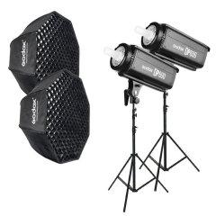 Godox DPII 600 ultimate power kit