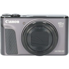 Tweedehands Canon PowerShot SX730 HS Zwart CM0717