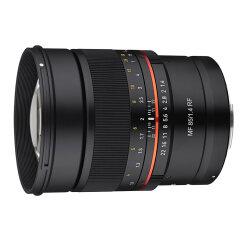 Samyang 85mm f/1.4 Canon RF