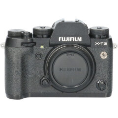 Tweedehands Fujifilm X-T2 Body Zwart CM2522