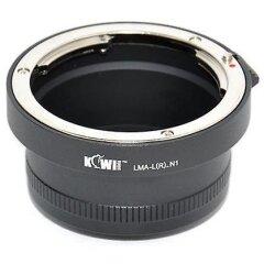 Kiwi Lens Mount Adapter (Leica R naar Nikon 1)