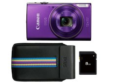 Canon IXUS 285 Essentials Kit Paars