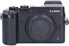 Tweedehands Panasonic DMC-GX8 Body Zwart Sn.:CM7558