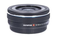 Tweedehands Olympus M.Zuiko Digital ED 14-42mm f/3.5-5.6 EZ Zwart Sn.:CM6774