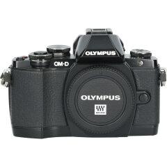 Tweedehands Olympus E-M10 body zwart CM4300