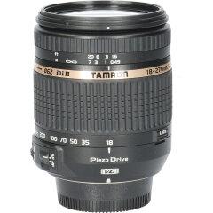Tweedehands Tamron 18-270mm f/3.5-6.3 Di II VC PZD Nikon CM4800