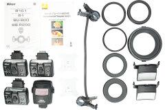 Tweedehands Nikon SB-R200 Speedlight Cammander Kit R1C1 Sn.:CM7740