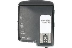 Tweedehands Pocketwizard PW Flex TT5 Canon Transceiver Sn.:CM0167