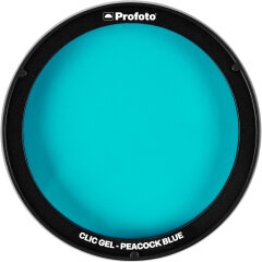 Profoto Clic Gel Peacock Blue