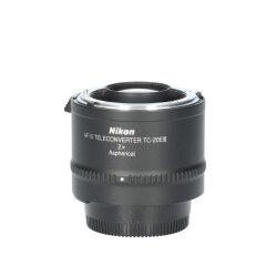 Tweedehands Nikon TC-20E III alleen voor AF-S objectieven CM1188